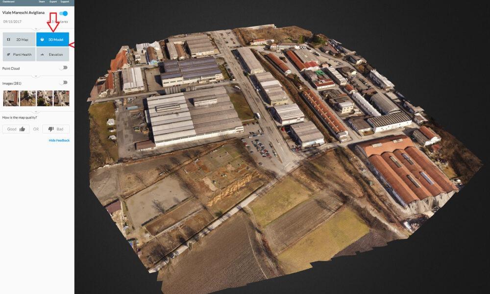 Novità Analisi e rilievi 3D