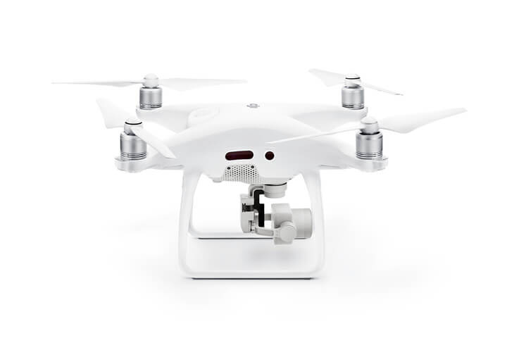 Inserimento nuovo drone nella flotta